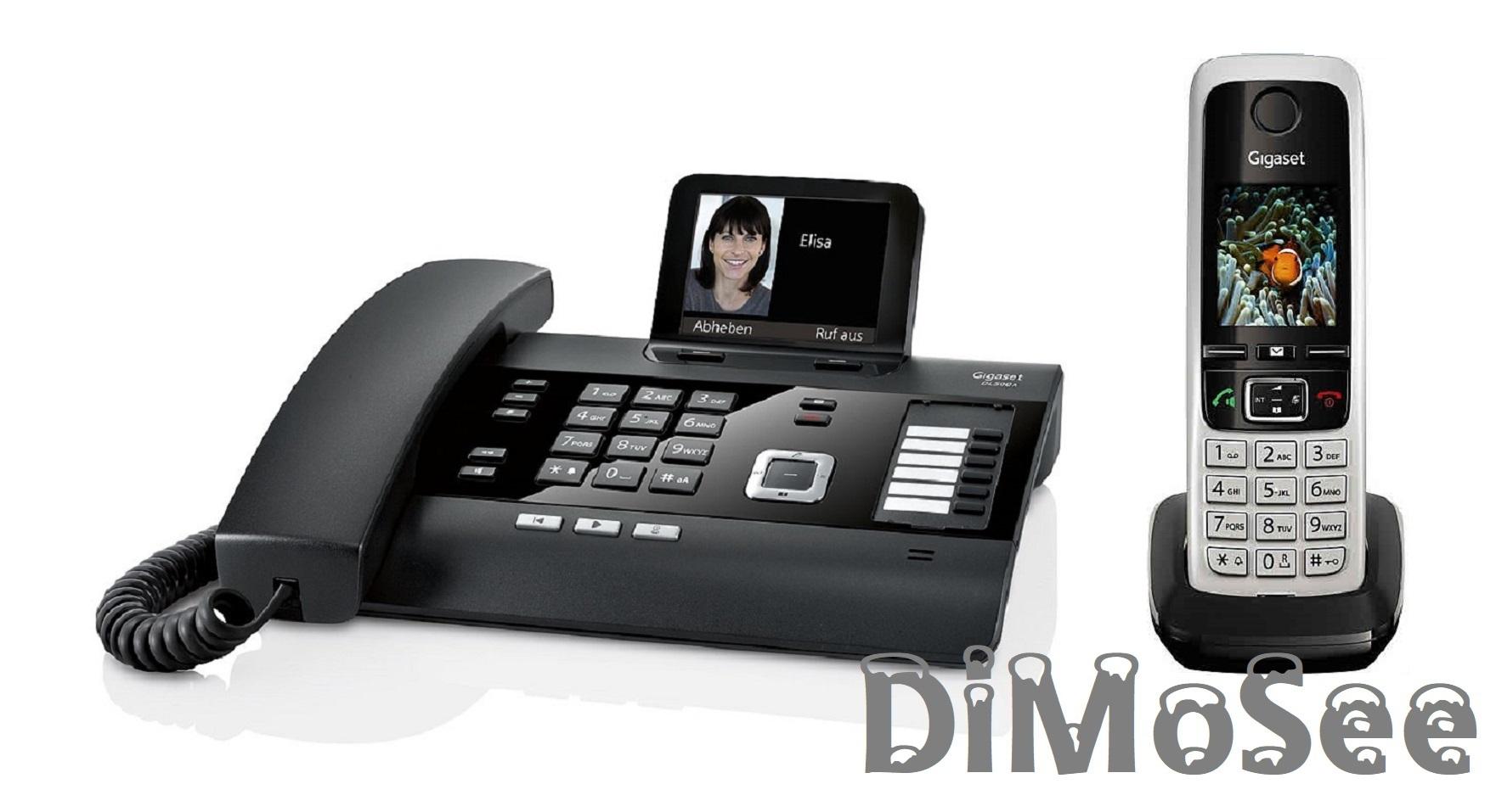 Gigaset Dl500a Mobilteil