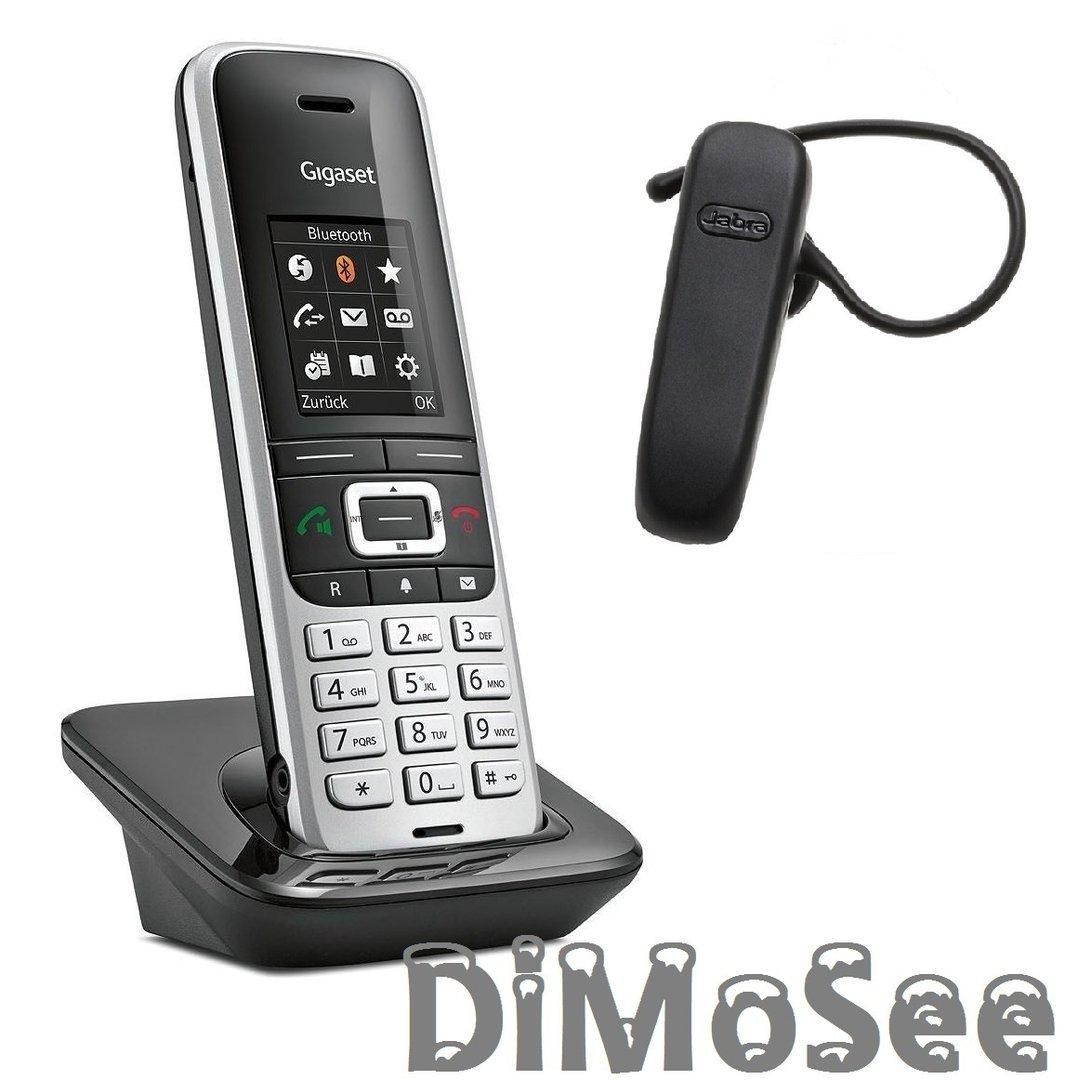 GIGASET S850HX Mobilteil inkl. Blutooth Headset S30852-H2665-B101